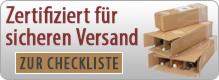 Zertifizierte Flaschenverpackungen - zum Blog