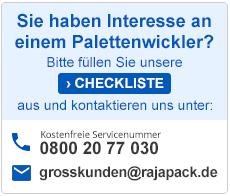 Sie haben Interesse an einem Palettenwickler?