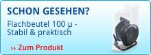 Flachbeutel 100 μ