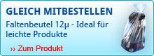 Faltenbeutel 12μ
