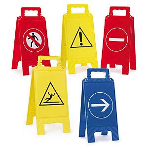 Warnaufsteller Sicherheitszeichen