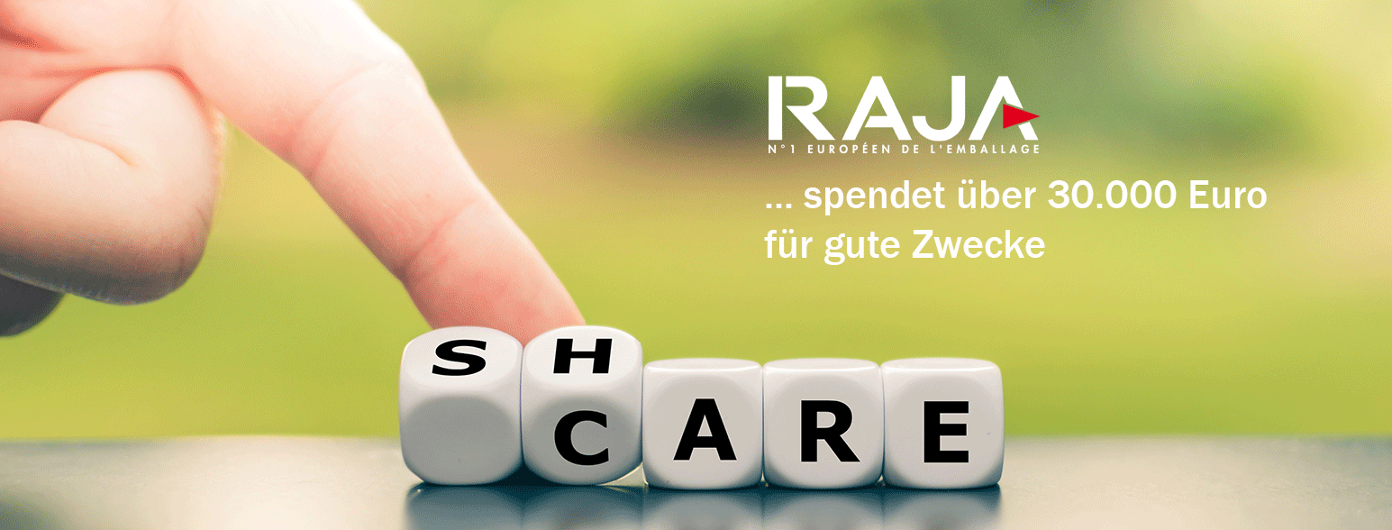 RAJA cares for people