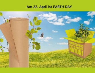 Am 22. April ist Earth Day